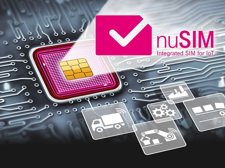 nuSIM – the integrated SIM for the Internet of Things | IoT